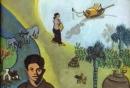 Bình giảng khổ thơ thứ hai trong bài Đây thôn Vĩ Dạ của Hàn Mặc Tử.